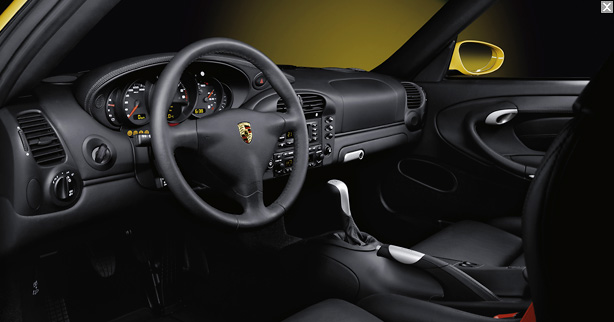 Int rieurs porsche 996 vs 997 auto titre for Porsche 996 interieur