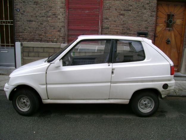 voiture sans permis aixam 550