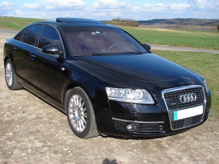 audi a6 avant quattro 2l7 tdi ambition luxe mon essai auto titre. Black Bedroom Furniture Sets. Home Design Ideas