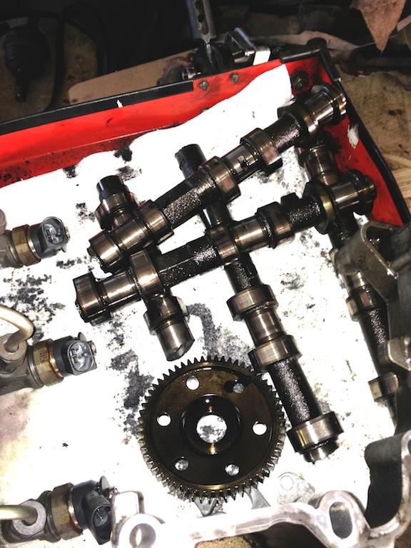 quantité vidange moteur touareg v6tdi 2013