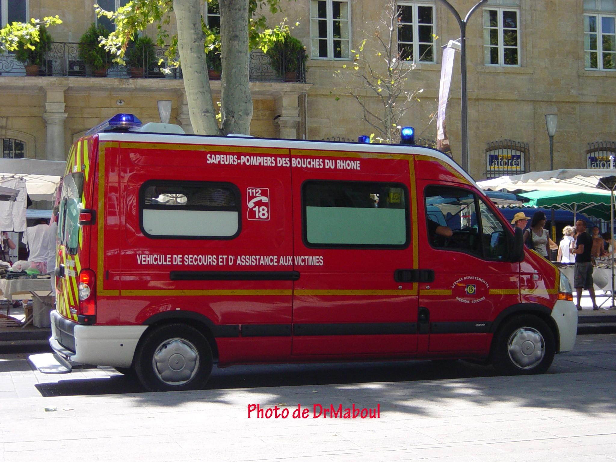 V hicules des pompiers fran ais page 666 auto titre for Casse auto 113 salon de provence