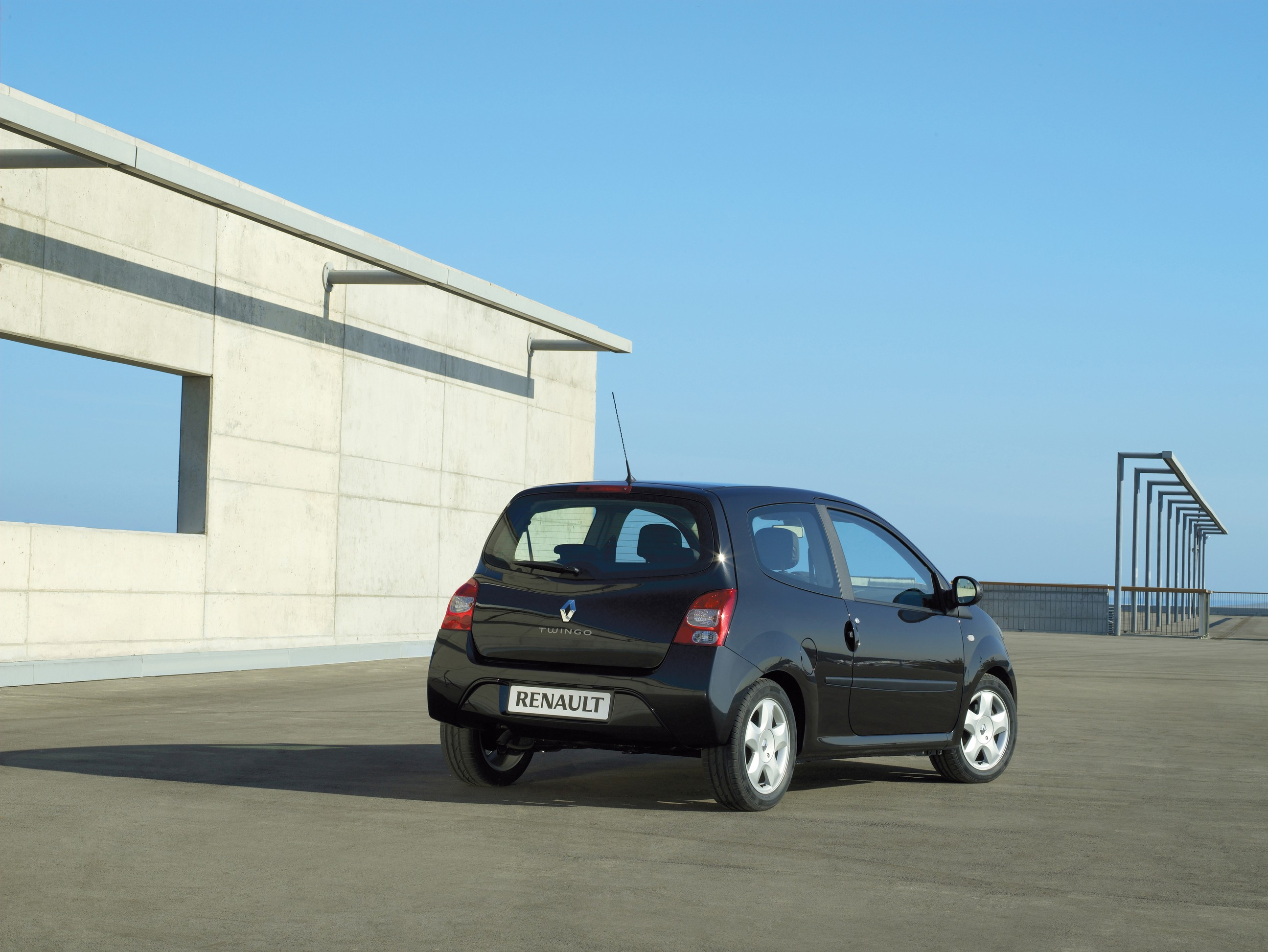 fiche technique renault twingo ii 1 2 16v quickshift. Black Bedroom Furniture Sets. Home Design Ideas