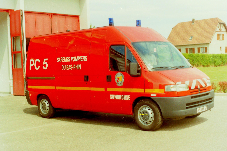 V hicules des pompiers fran ais page 1813 auto titre for Garage obernai automobile