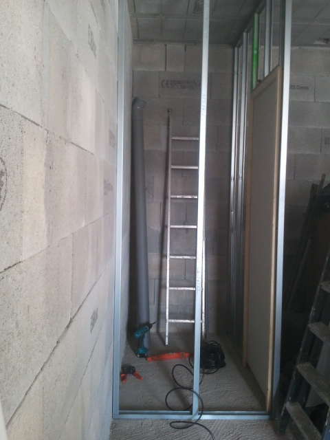 2015 du changement pour un gros poissard page 8 auto for Porte cage d escalier