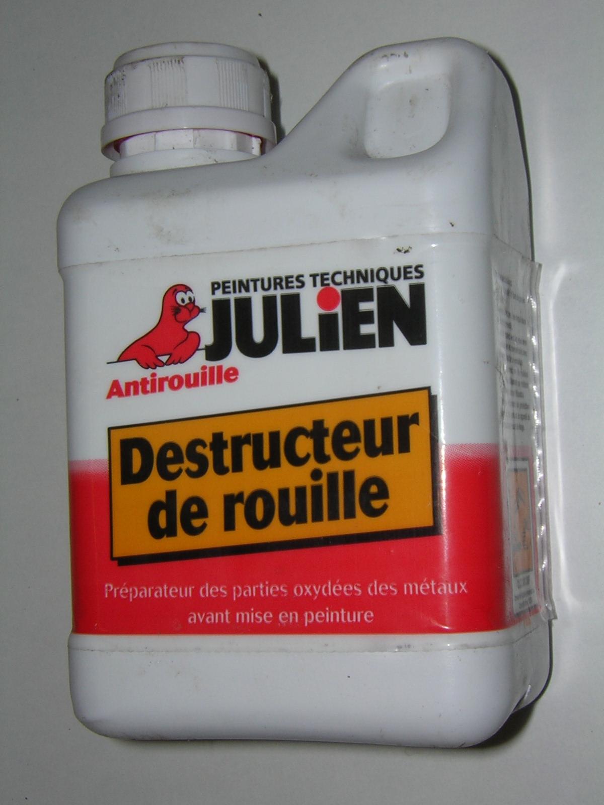 Renault floride caravelle international forum page 933 - Acide phosphorique rouille ...