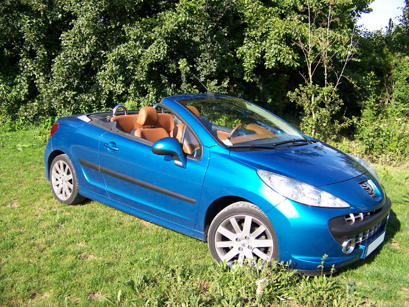 oh la belle bleue transformation 207 cc rc photos p 3 peugeot 207 cc. Black Bedroom Furniture Sets. Home Design Ideas