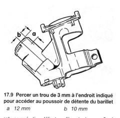 Comment d bloquer le volant quand le neiman est hs auto titre - Comment changer un barillet de porte ...