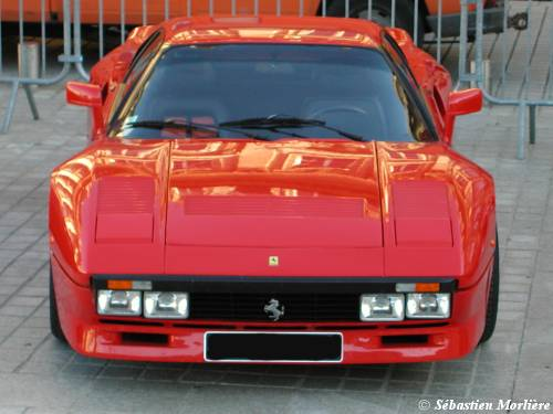 ferrari 288 gto auto titre. Black Bedroom Furniture Sets. Home Design Ideas