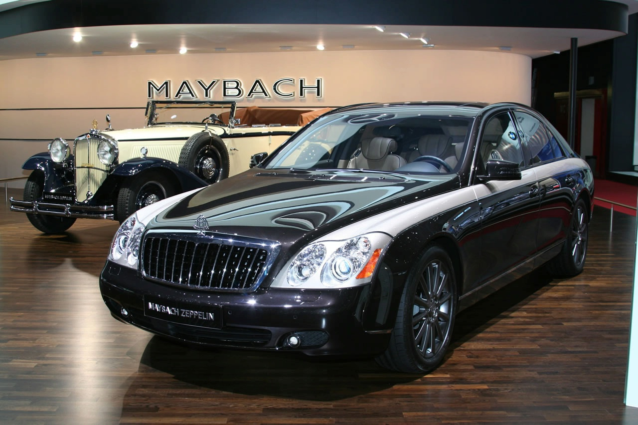maybach topic officiel avec photos page 4 auto titre. Black Bedroom Furniture Sets. Home Design Ideas