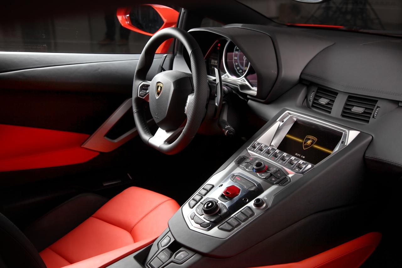Lamborghini Aventador Auto Titre
