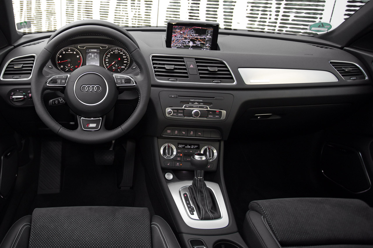 Audi q3 page 2 auto titre for Audi q3 photos interieur