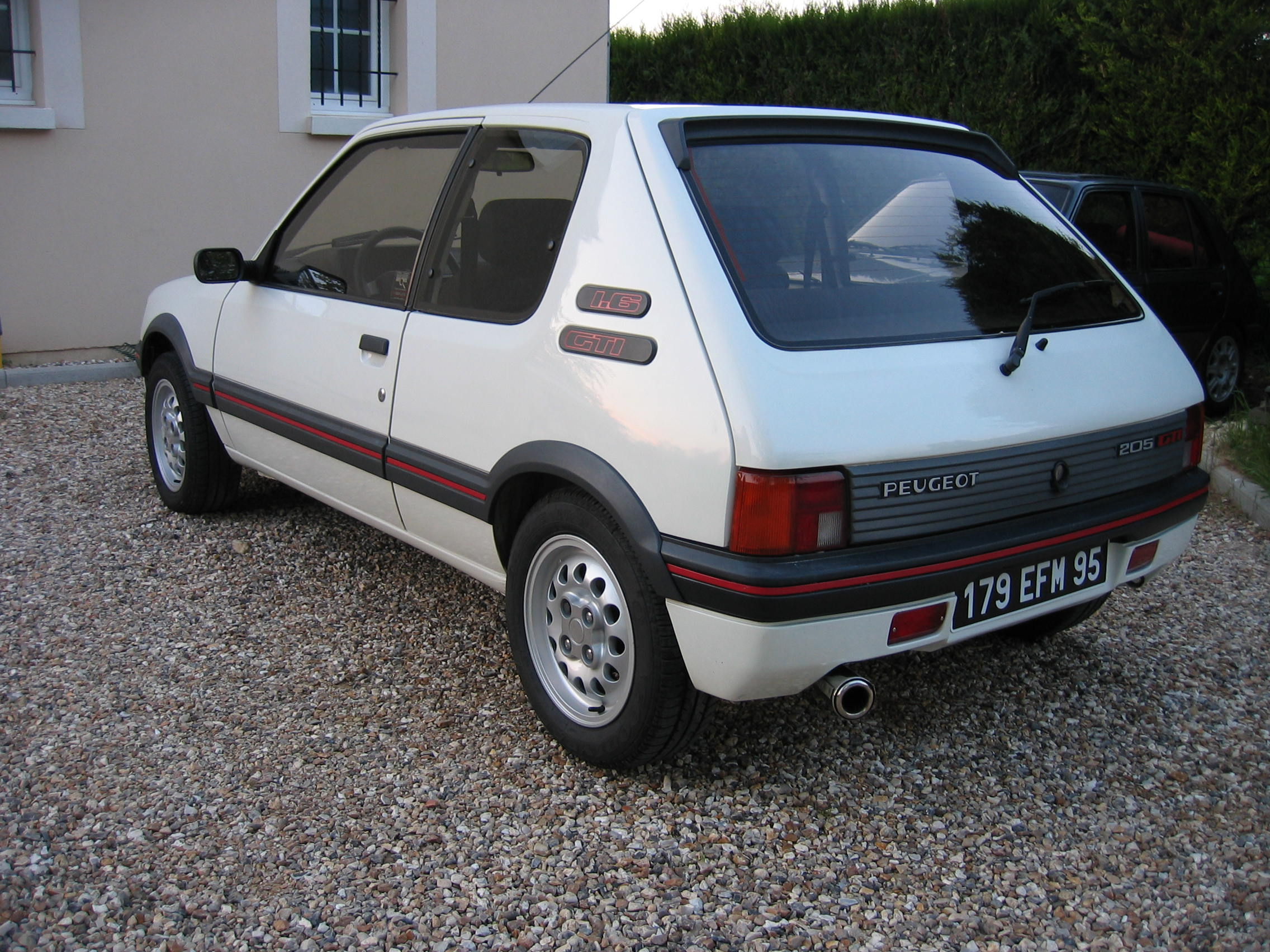 205 gti 1 6 115ch 1986 super 5 gt turbo phase 1 1986 page 6 auto titre. Black Bedroom Furniture Sets. Home Design Ideas