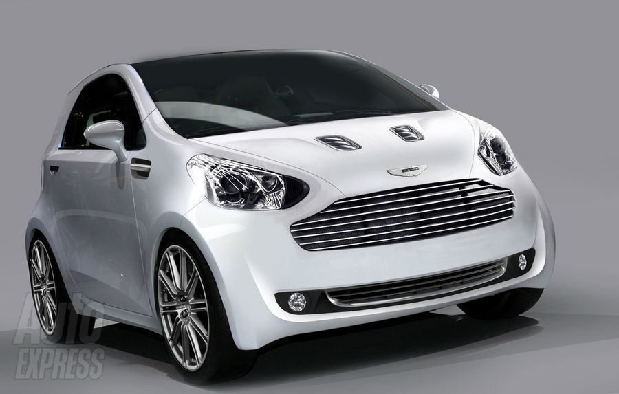 aston martin cygnet concept auto titre. Black Bedroom Furniture Sets. Home Design Ideas