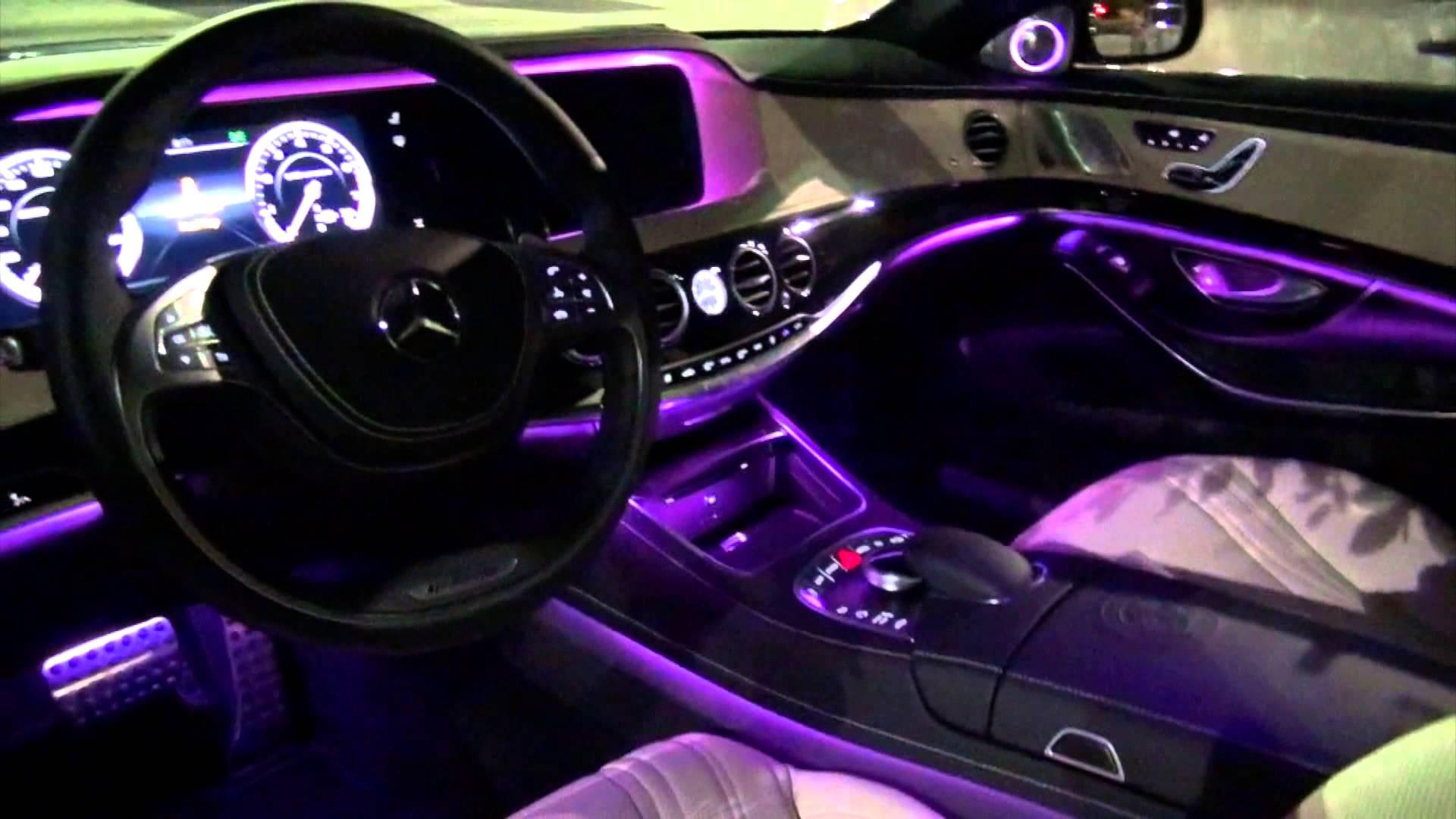 Bentley Mulsanne Speed Et Mercedes Classe S 65 Amg