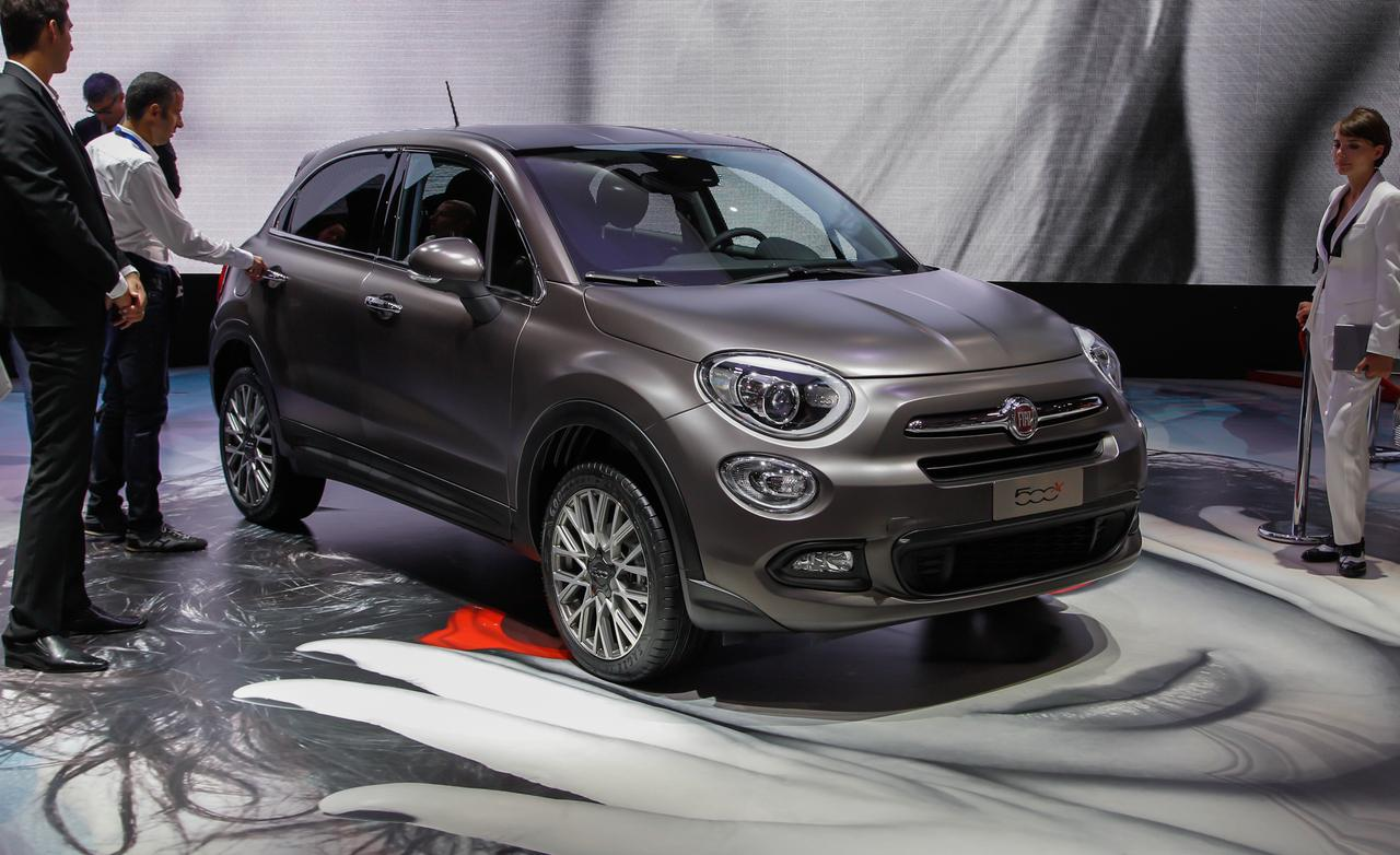 fiat 500x page 4 auto titre. Black Bedroom Furniture Sets. Home Design Ideas