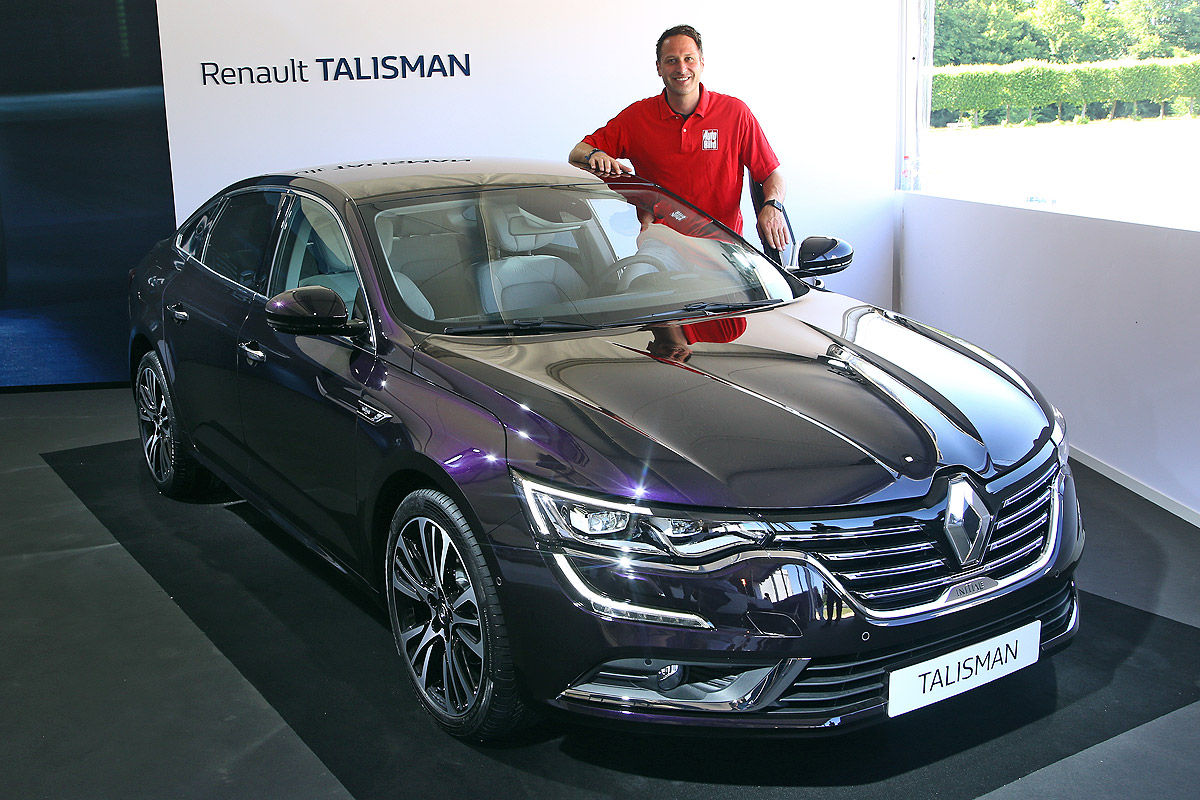 renault talisman page 27 auto titre. Black Bedroom Furniture Sets. Home Design Ideas