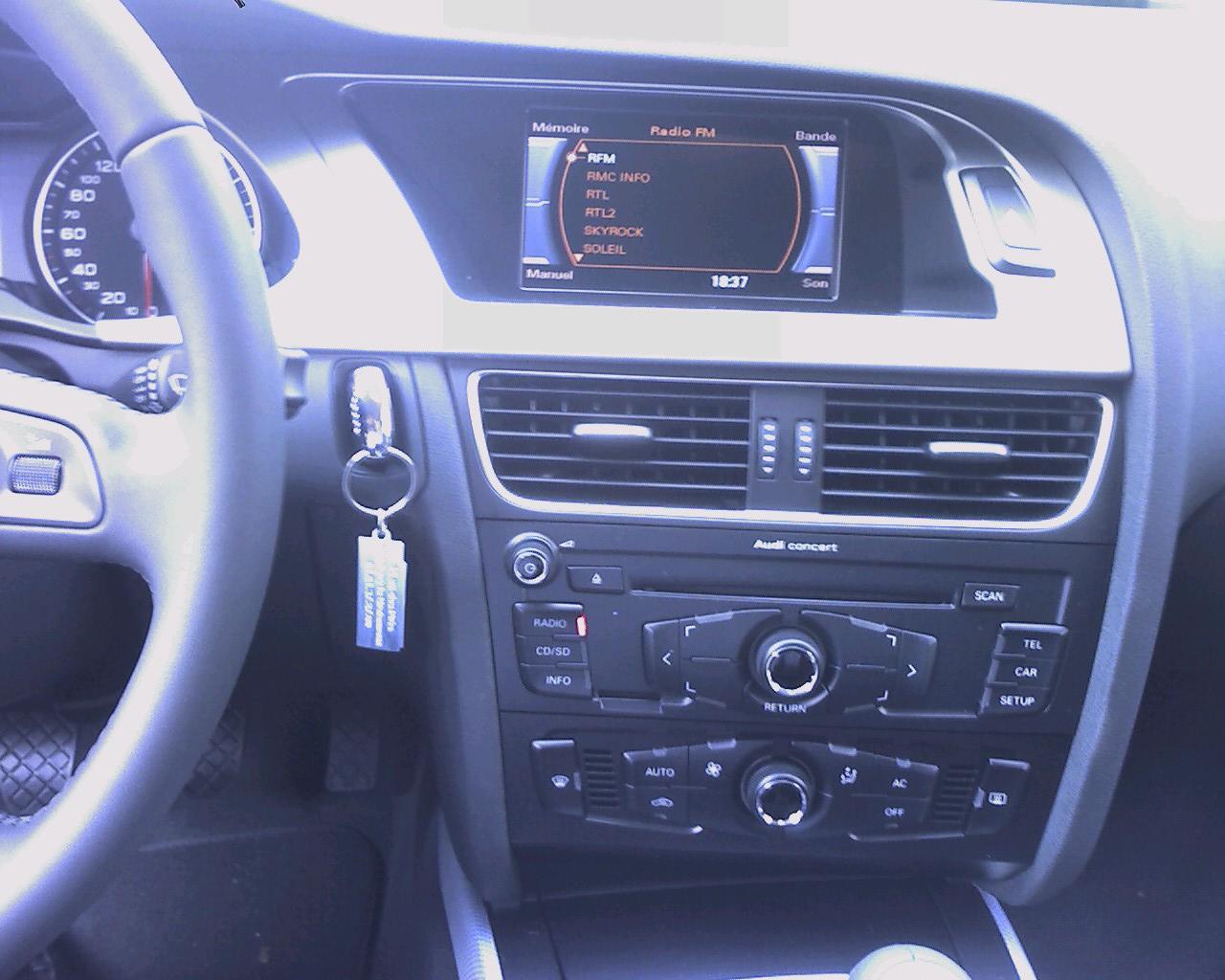 Nouvelle Audi A4 Avant B8 Page 7 Auto Titre