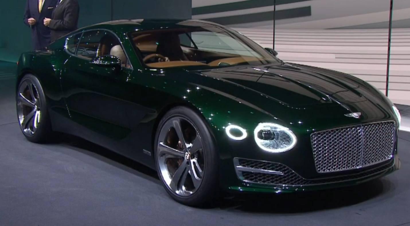 Bentley Exp 10 Speed 6 Auto Titre