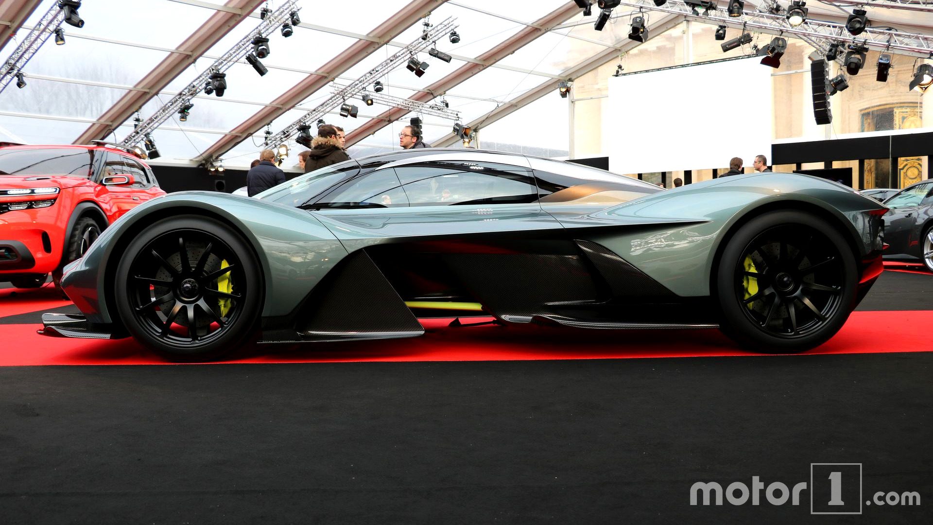 How aston martin and red bull racing reinvented car design
