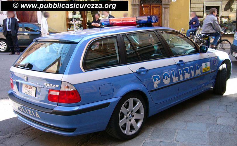 police italienne sur nos autoroutes auto titre. Black Bedroom Furniture Sets. Home Design Ideas