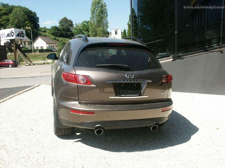 Nouveau 4x4 de luxe infiniti page 2 auto titre for Garage infiniti lyon