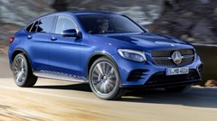 Mercedes-Benz GLC Coupé : l'anti X4 arrive