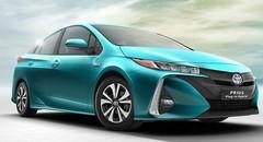 Toyota Prius rechargeable : elle va deux fois plus loin