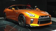Nissan GT-R 2017 : Plus puissante et plus raffinée, la GT-R 2017