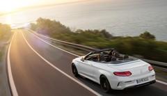 Mercedes-AMG C63 Cabriolet : 510 chevaux au soleil !