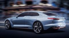 Genesis New York Concept : berline de luxe hybride