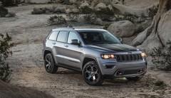 Jeep Grand Cherokee Trailhawk : paré pour l'aventure