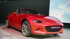 Voiture mondiale de l'année : l'élu s'appelle Mazda MX-5