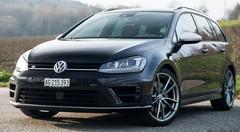 Essai VW Golf R Variant : l'art de la polyvalence