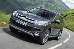 """Essai Citroën C-Crosser : Citroën """"made in Japan"""""""