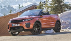 Essai Range Rover Evoque Cabriolet : Pro(E)voque