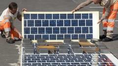 L'Etat investit dans la route solaire à hauteur de 5 millions d'euros