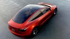 Tesla Model 3, la compacte 100% électrique