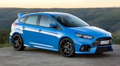 Essai Ford Focus 3 RS 350 : Drifting Alone