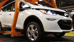 Avant la Model 3 : la Chevrolet Bolt déjà en préproduction