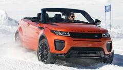 Essai Range Rover Evoque Cabriolet, divinement ostentatoire