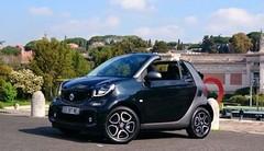 Essai Smart cabrio