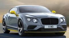 Bentley Continental GT Speed 2016 : plus de puissance et de couleur