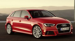 Audi A3 (2016) : restylage et nouveaux moteurs