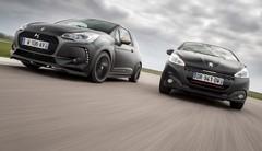 Essai : la DS3 Performance défie la 208 GTi Peugeot Sport !