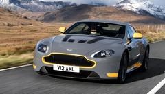 Aston Martin V12 Vantage S 2017 : La V12 Vantage S s'offre une boîte manuelle