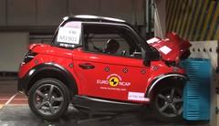 Crash tests : les voitures sans permis pas très sûres