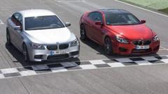 BMW va abandonner la boîte manuelle sur les M5 et M6