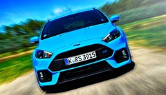 Essai Ford Focus RS : la machine à kif