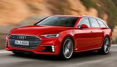 Futures Audi A6 et A6 Avant