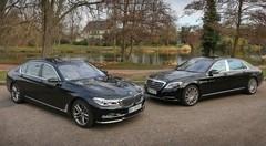 Essai BMW 750 Li vs Mercedes-Maybach S 500 : Gros porteurs